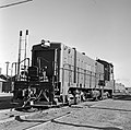 Missouri-Kansas-Texas, Diesel Electric Switcher No. 28, Left Rear (16691058156).jpg
