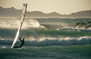 Plages du Prado - Windsurf at the plages du Prado