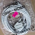 Mitsubishi PLC FX3U-Series to Touchwin HMI TH62-HT Communication Cable 3M.jpg
