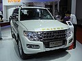 Mitsubishi Pajero CN Spec V6 3.0L In the 14th Guangzhou Autoshow 01.jpg