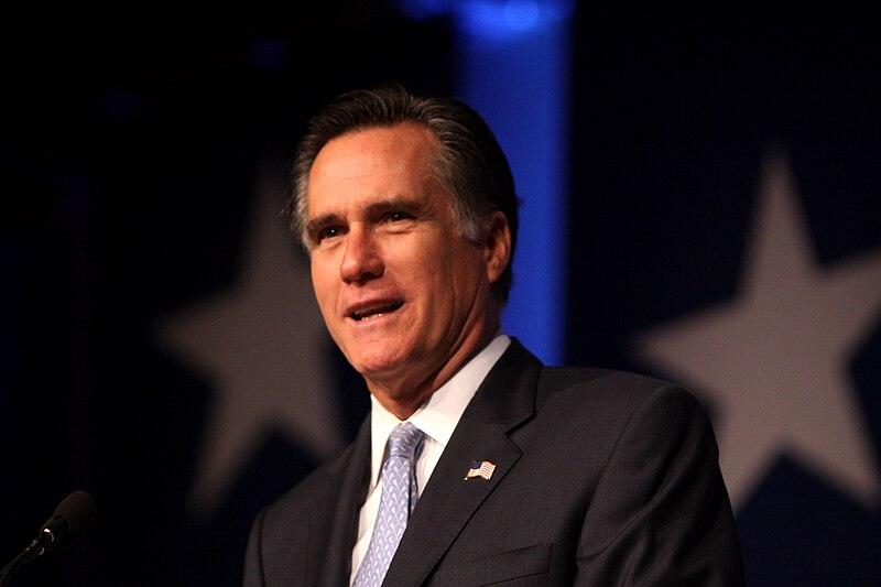 File:Mitt Romney speaking close up.jpg
