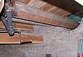 Molen Kilsdonkse molen, Dinther, koppelmechanisme voor korenmolen wateras.jpg
