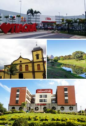 Come arrivare a Itaquaquecetuba con i mezzi pubblici - Informazioni sul luogo