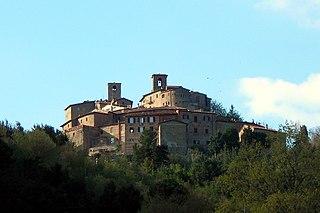Monte Santa Maria Tiberina Comune in Umbria, Italy