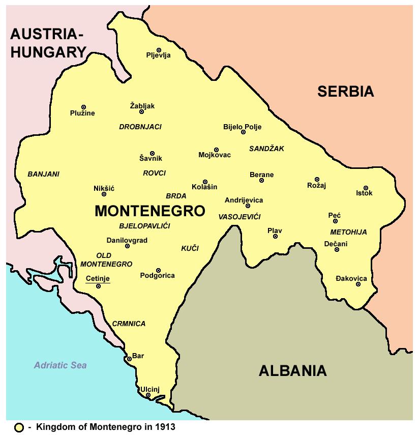 Montenegro1913