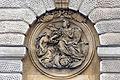 Montpellier-Porte du Peyrou-Médaillon 2-20120606.jpg