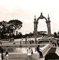 Monumento en el Campo de Carabobo 1970 005.jpg
