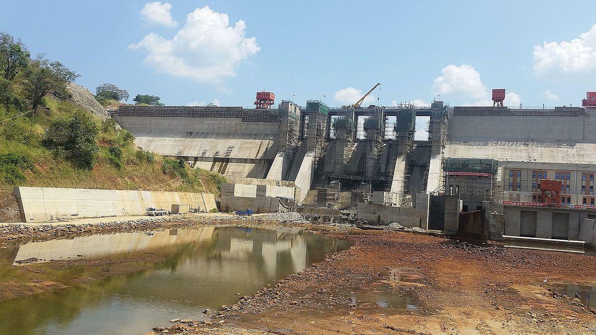 More On Date Gate >> Moragahakanda Dam - Wikipedia