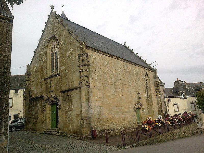 Morbihan Locmine Chapelle Congregation 24102013