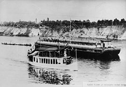 Morgan's Point nel 1912