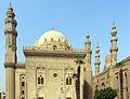 Moschea del sultano hasan, 1362, esterno 02.JPG
