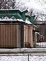 Moscow, 4th Dobryninsky 1K1 fence back barn Jan 2009 02.JPG