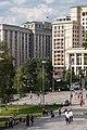 Moscow, Aleksandrovsky Garden, State Duma and Moskva Hotel 1.jpg