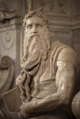 Moses in San Pietro in Vincoli, Roim.png