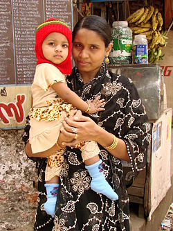 Mother and Child - Kozhikode - India.JPG