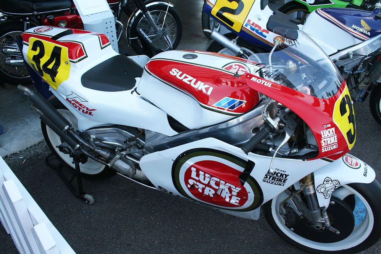 Suzuki Rg Sport Top Speed