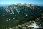 Mount Yakushi from Suisho 2004-08-13.jpg