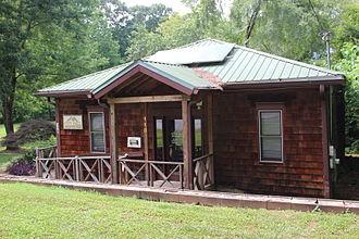 Mountain Park, Fulton County, Georgia - Mountain Park city hall