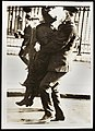 Mrs Pankhurst arrested at Buckingham Palacec. 1912 (22164220943).jpg