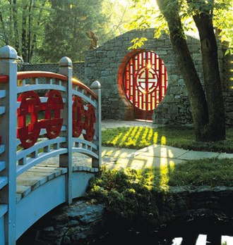 Museum of the Shenandoah Valley - The Japanese Water Gardens