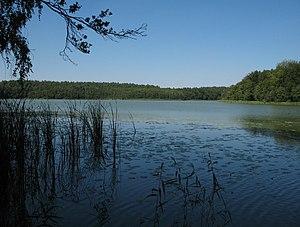 Mühlenbecker Land - Image: Muehlenbecker See