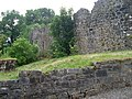 Mugdock Castle walls - geograph.org.uk - 1375830.jpg