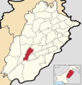 Multan District, Punjab, Pakistan.png