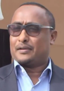 Hassan Mohamed Hussein Mayor of Mogadishu; Governor of Banaadir