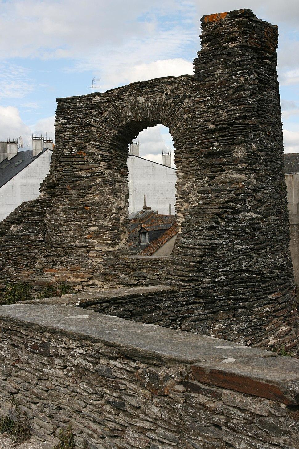 Muralla de Lugo 2