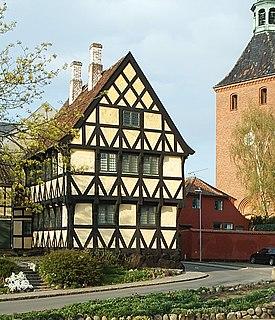 Anne Hvides House Danish manor house