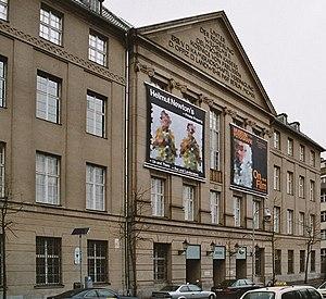Museum of Photography, Berlin - Image: Museum fuer fotografie berlin landwehrkasino dec 2004