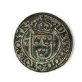 Mynt av silver. 2 öre. 1573 - Skoklosters slott - 109031.tif