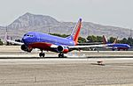 N385SW Southwest Airlines 1994 Boeing 737-3H4 - cn 26600 - ln 2617 - McCarran International Airport, Las Vegas (11078162983).jpg