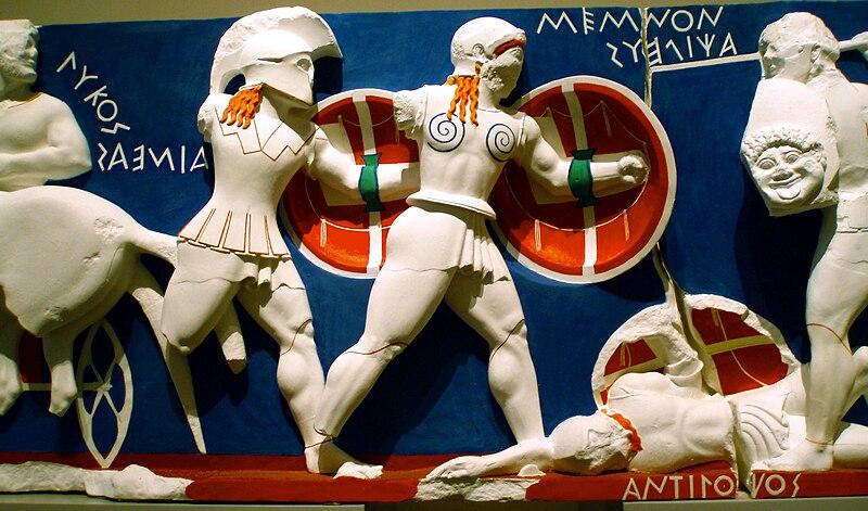 Patrimonio de la Humanidad en Grecia
