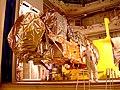 NASA's Aqua satellite in high bay - 8342095141.jpg