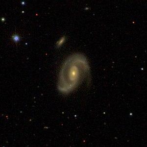 NGC 4029 with LEDA 213919 [1] SDSS image