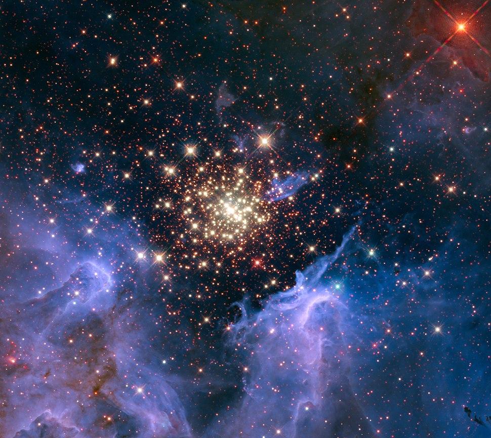 NGC 3603b