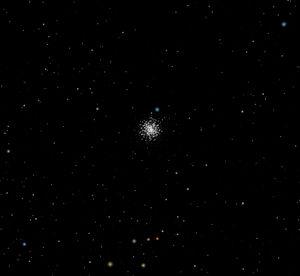 NGC 4372 - Image: NGC 4372 in Musca