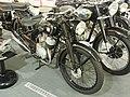 NSU Motorrad in Museum Autovision.JPG