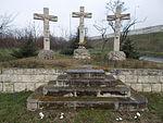 Nagytétény-Diósd Calvary. Three crosses.JPG