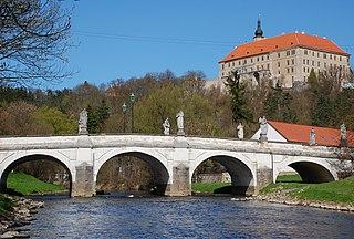 Náměšť nad Oslavou Town in Vysočina, Czech Republic