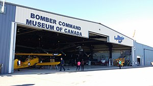 Bomber Command Museum of Canada - Bomber Command Museum of Canada, Nanton