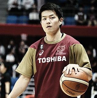 Naoto Tsuji Japanese basketball player