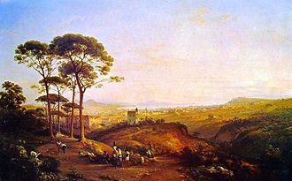 Teodoro Duclère - Teodoro Duclère - Napoli dalla Conocchia