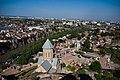Narikala fortress in Tbilisi2.jpg