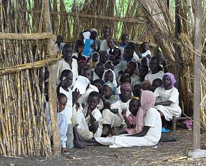 Islam in South Sudan - Image: Nasir Schule