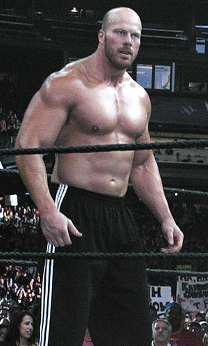 Nathan Jones (wrestler) - Jones in 2003.