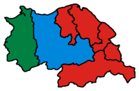 Constituency results of the National Assembly for Wales election 2007 for Clwyd