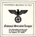 National Socialist League 1975.png