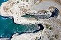 Natural swimming pools at Papafragas Beach on Milos Island, Greece.jpg